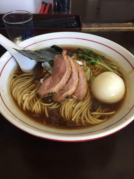 「中華そば」@と多゛食堂の写真