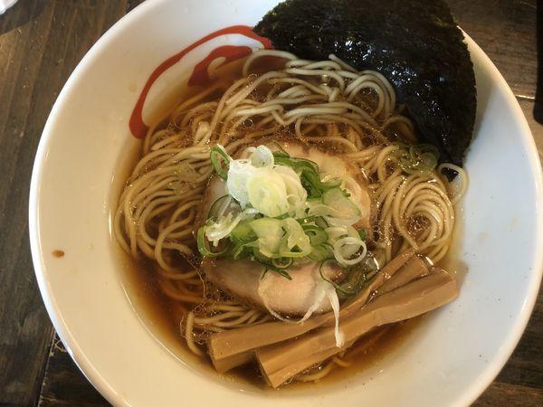 「チキンラーメン」@燵家製麺の写真