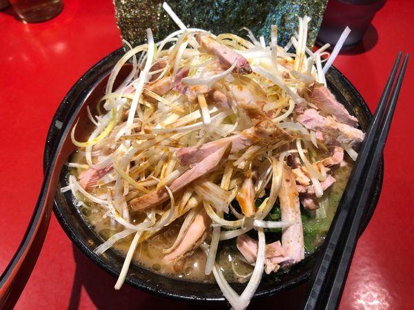 「ネギチャーシュー麺」@厚木家の写真