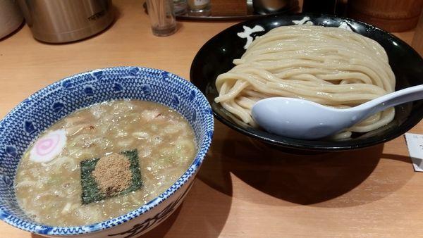 「つけ麺大盛り」@六厘舎の写真