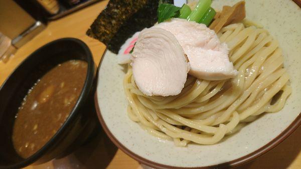「濃厚つけ麺 大盛」@麺屋 薫風の写真
