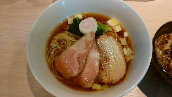 「[プレミア会員限定]一燈式江戸東京拉麺」@麺屋 一燈の写真