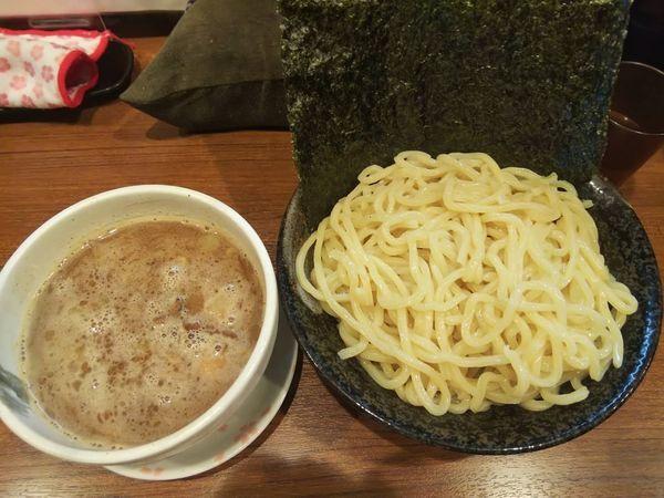 「つけ麺 大盛(¥750+100)」@麺バカ息子の写真