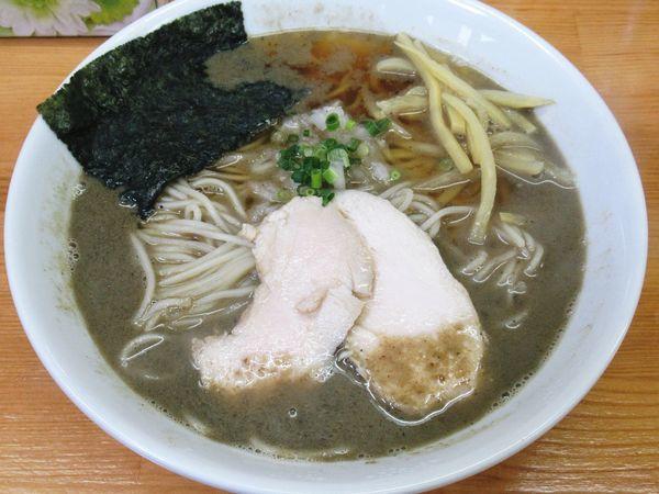 「煮干拉麺(700円)」@麺屋十郎兵衛 盛岡南店の写真