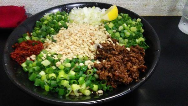 「新担々麺」@自家製麺SHINの写真