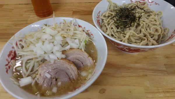 「つけ麺」@ラーメン 登良治郎の写真