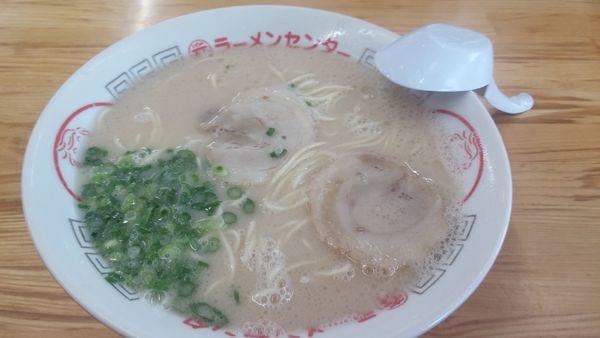 「ラーメン470円+変え麺120円」@丸幸ラーメンセンター 基山店の写真