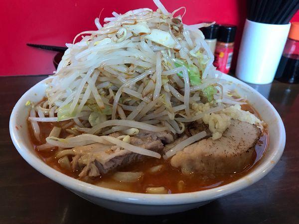 「辛いラーメン 300g」@龍麺 ふえ郎の写真