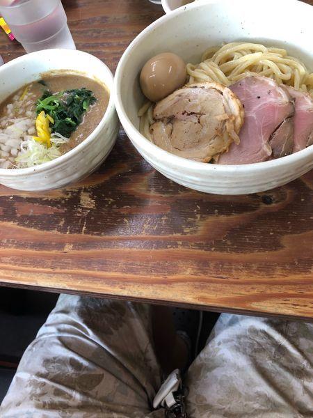 「味玉つけ麺950円」@並木商事GRANDEの写真