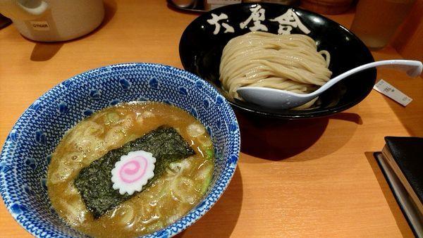 「朝つけ麺 630円」@六厘舎の写真