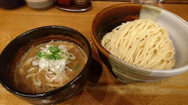 「【夜】つけ麺」@渡なべの写真