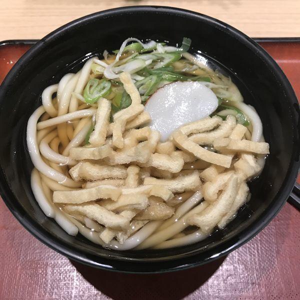 「きざみ(¥370)」@麺家 大阪みどう店の写真