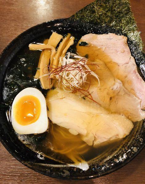 「あごあごラーメン 890円」@麺遊心の写真