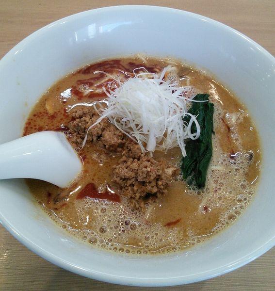 「【限定】担々麺 900円」@らぁ麺 はやし田 横浜店の写真