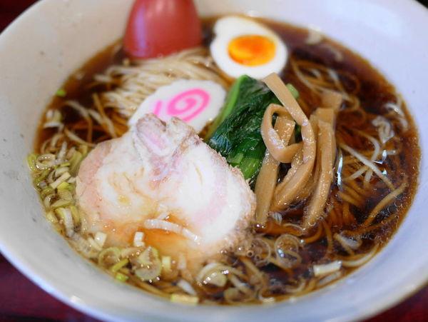 「ラーメン 麺硬め」@光月軒の写真