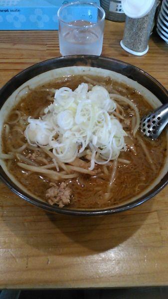 「札幌味噌ラーメン」@らーめん 田中家の写真