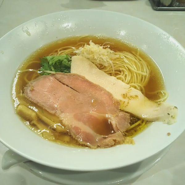 「醤油そば」@noodle kitchen KYOの写真