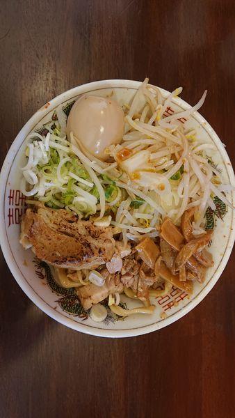 「油そば(200g)」@龍麺 ふえ郎の写真
