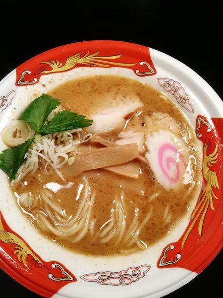 「鶏魚介豚骨らーめん」@大つけ麺博 美味しいラーメン集まりすぎ祭の写真