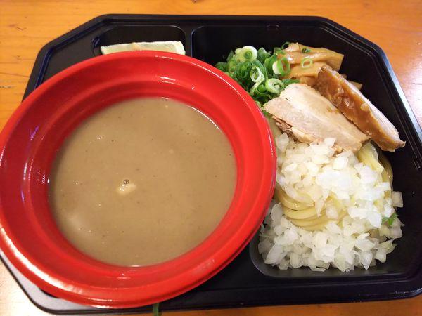「【寿製麺よしかわ】鶏と魚介の濃厚つけ麺 870円」@大つけ麺博 美味しいラーメン集まりすぎ祭の写真