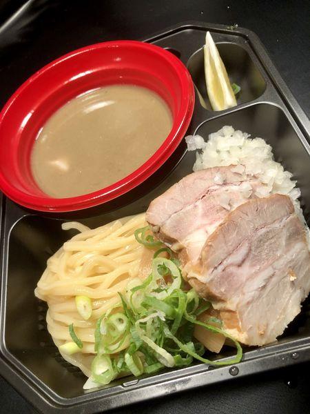 「【寿製麺よしかわ】鶏と魚介の濃厚つけ麺」@大つけ麺博 美味しいラーメン集まりすぎ祭の写真