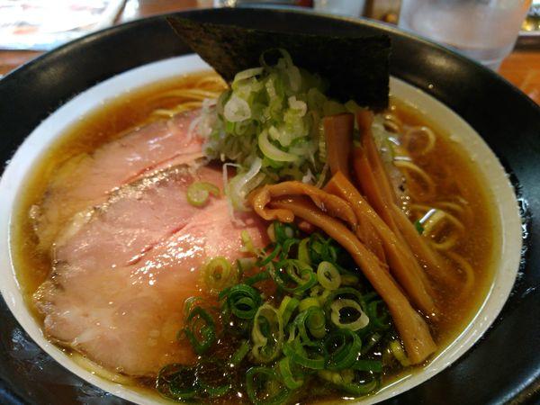 「鰮煮干(醤油)」@喜元門の写真