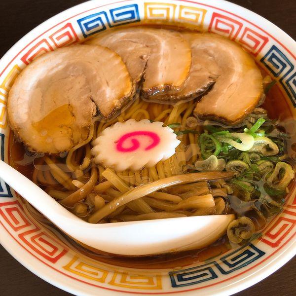 「昭和のラーメン ¥850」@拉麺 時代遅れの写真