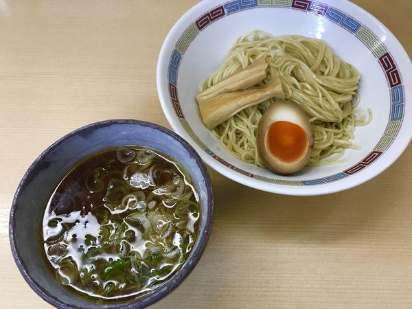 「つけ麺 小 130g ¥780」@煮干鰮らーめん 圓の写真