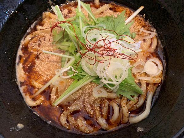 「担担麺」@江戸麺 熊八の写真