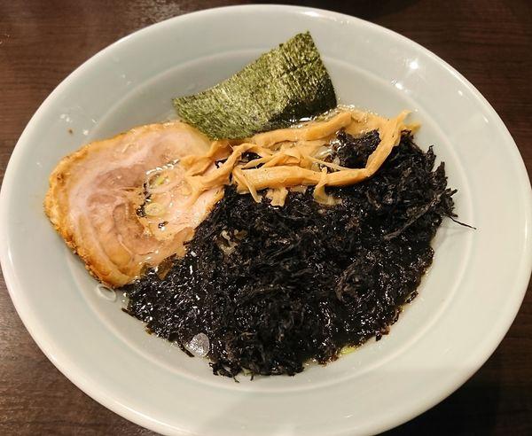 「佐野岩海苔らー麺(850円)」@佐野らーめん 湧の写真