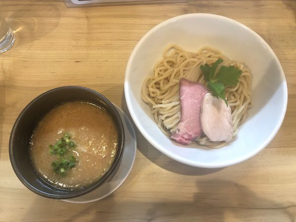 「濃厚鶏つけ麺」@麺堂イズムの写真