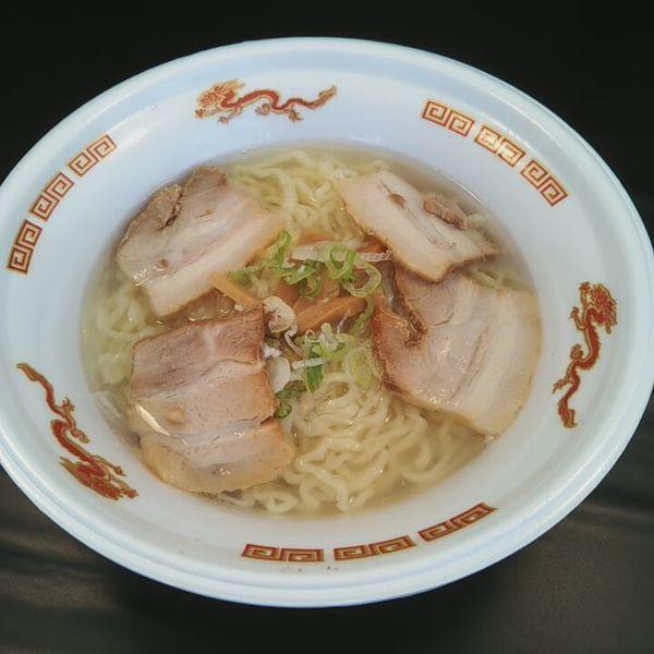 「あじ庵食堂(福島) 喜多方肉潮そば」@大つけ麺博 美味しいラーメン集まりすぎ祭の写真