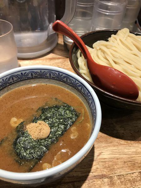 「つけ麺」@つけ麺専門店 三田製麺所 新橋店の写真