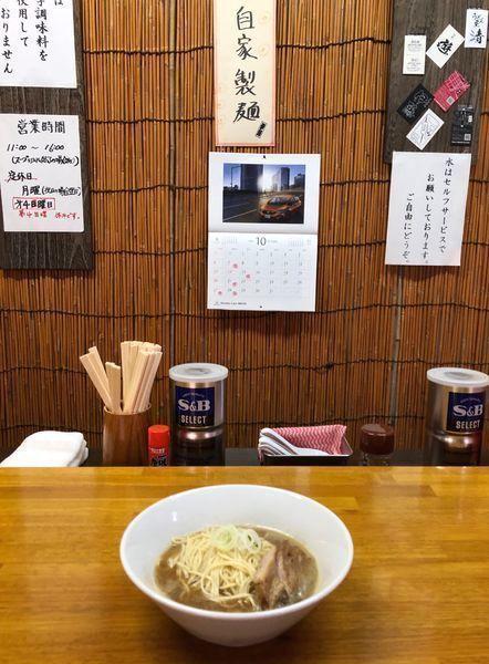 「肉そば  ¥700」@中華そば屋 伊藤の写真