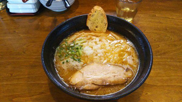 「鶏そば醤油」@はりけんラーメンの写真