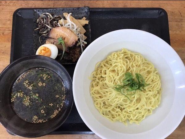 「つけ麺」@瀬戸内ラーメン 大島の写真