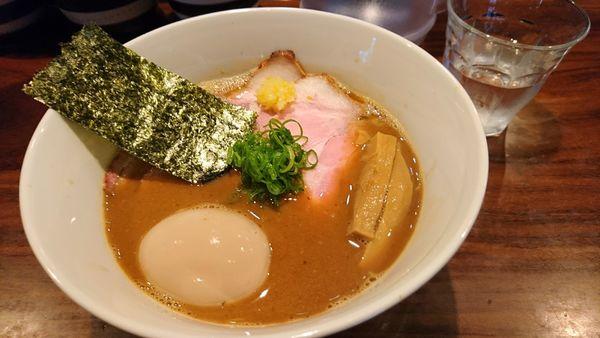 「【昼】GOTTSUらーめん」@RAMEN GOTTSUの写真