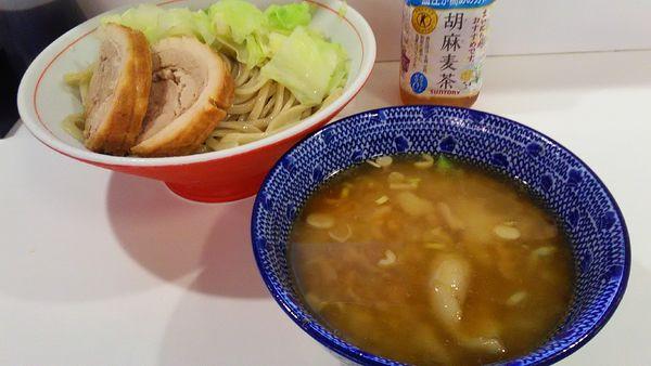 「[限定]Fつけ麺」@ハイパーファットンの写真