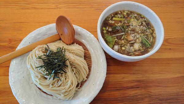 「つけ麺(細麺選択) 800円」@麺処 春の風の写真