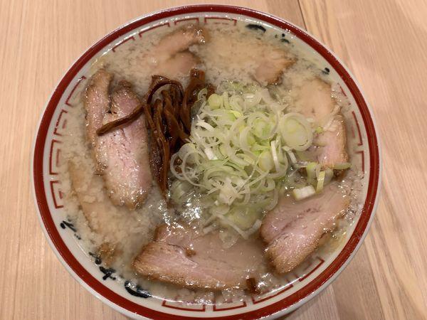 「肉そば1000円」@中華そば専門 田中そば店 武蔵境店の写真