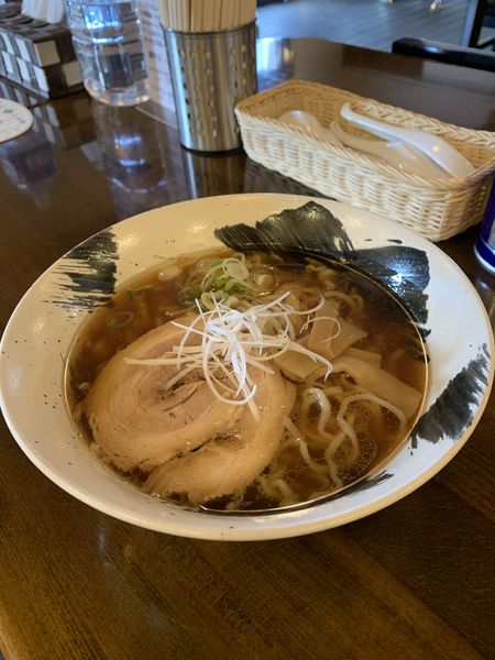 「しょうゆらー麺」@麺や 玄の写真