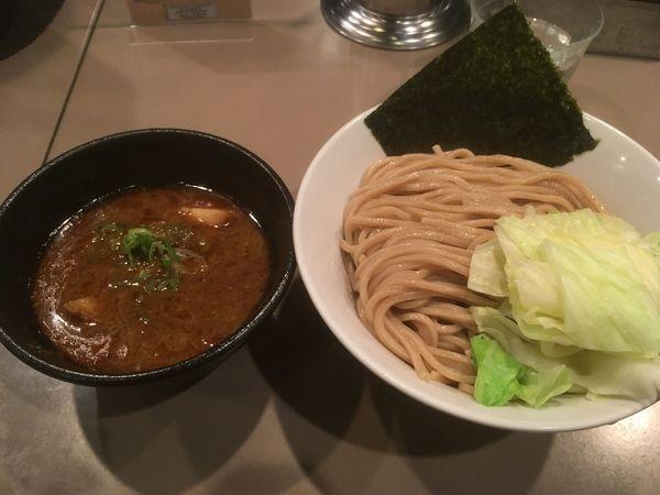「えびつけ麺」@つけ麺 五ノ神製作所の写真