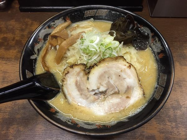 「味噌らーめん」@北海道ラーメン コシ屋 西川口店の写真