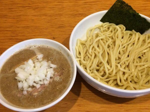「煮干しつけ麺(並)800円」@煮干そば とみ田の写真