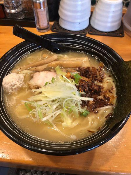 「鮮魚出汁麺」@鮮魚鶏出汁麺 沢むらの写真