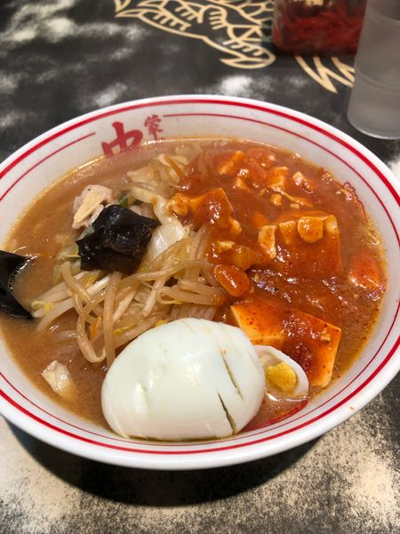 「蒙古タンメン」@蒙古タンメン 中本 渋谷店の写真