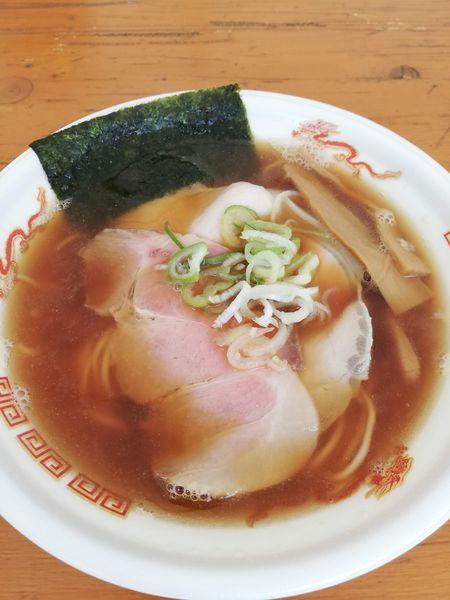 「煮干し中華蕎麦」@大つけ麺博 美味しいラーメン集まりすぎ祭の写真