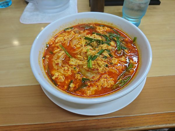 「大宮担々麺(660円)」@来来軒 大宮西口店の写真