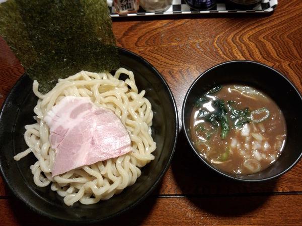 「ネオつけ麺大盛(無料)780円」@横浜家系ラーメン 喬の写真