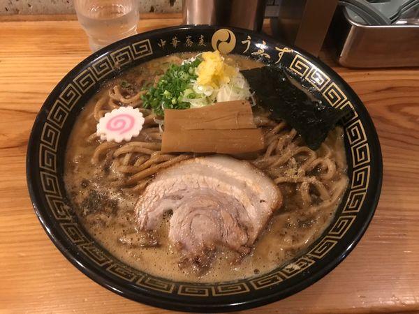 「中華そば(大)360g アッサリ」@中華蕎麦うゑずの写真